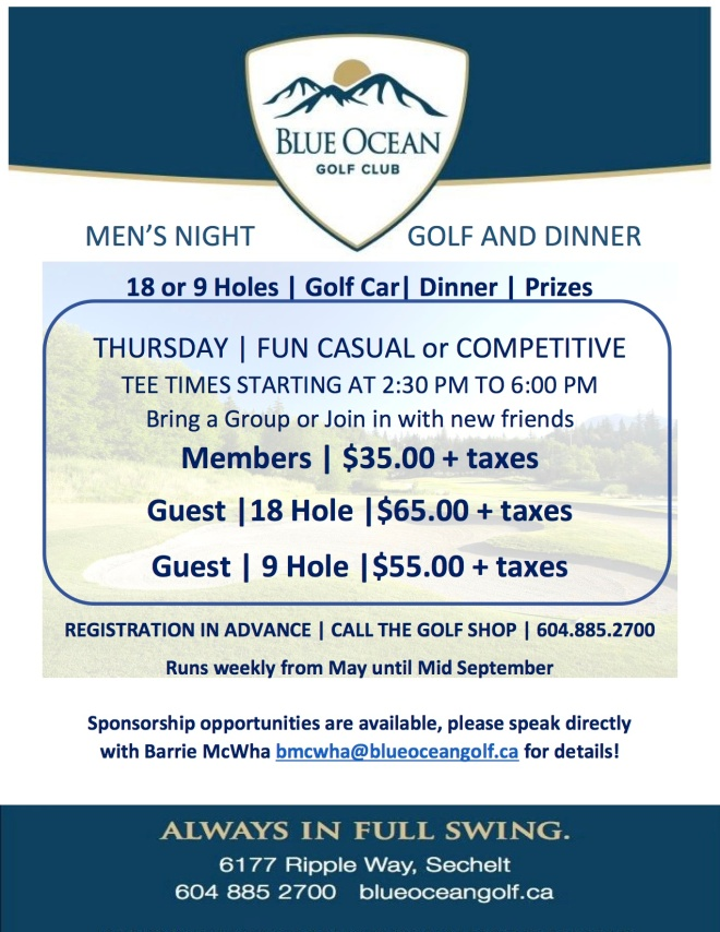 2016 Men's Night